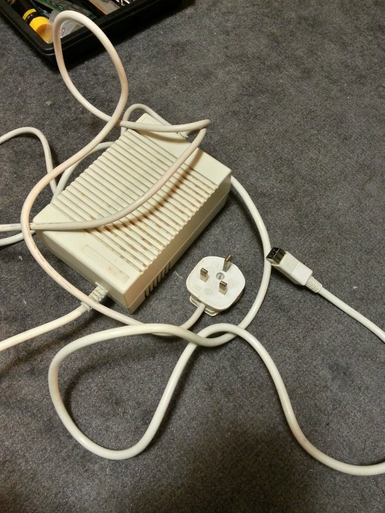 Old Power Supply
