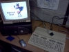 C128 running 'BatPlot' by Adam West Group