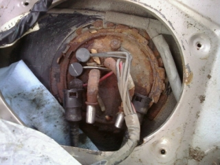 1993 Escort Fuel Pump